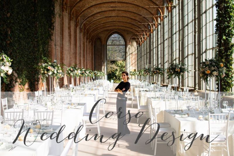 corso wedding design