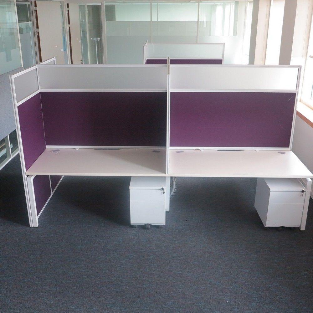 meuble de bureau open space nice