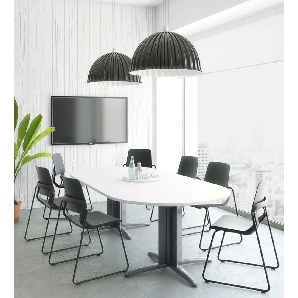 Table Ovale Pour Runion De Bureau