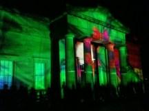 Illuminating York, Museum Gardens, York 2012