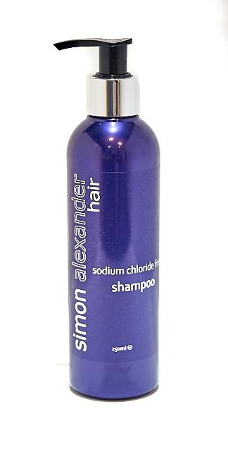 Shampoo - Sodium Chloride Free