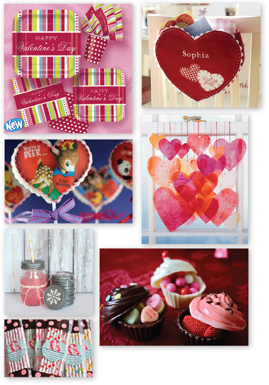 Valentine's Day Party Inspiration | designer droppings