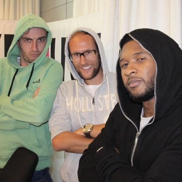 Usher (mit Böhmi)
