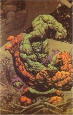 hulk vs the thing