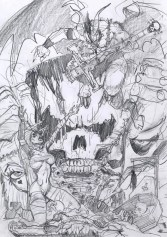 Danzig Sketch 3