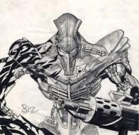 Terminator Sketch 6