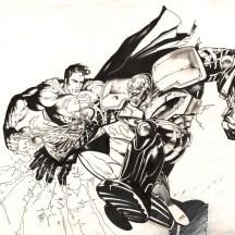superman brainiac electric