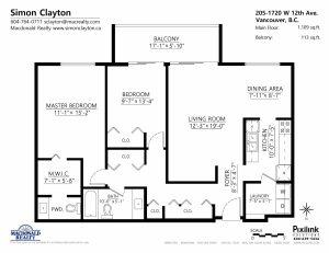 1720 West 12th Floor Plan