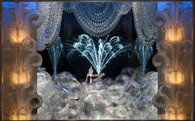 Tiffany & Co. Gatsby Windows