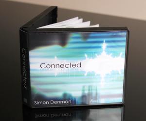 Audio book CD Case