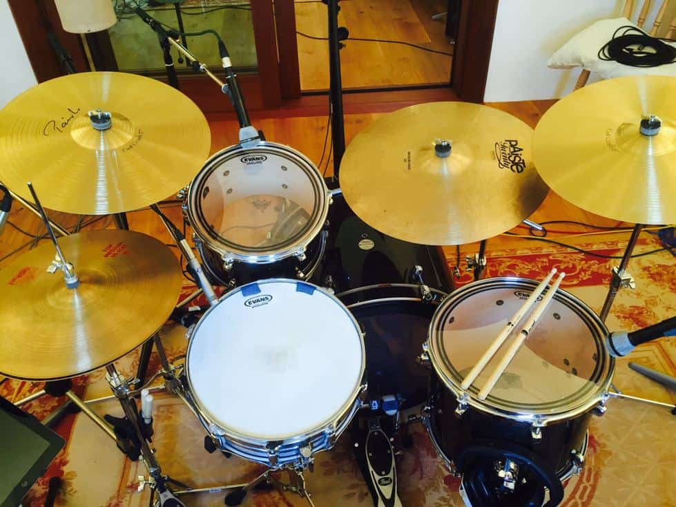 MBB The Grange drum kit