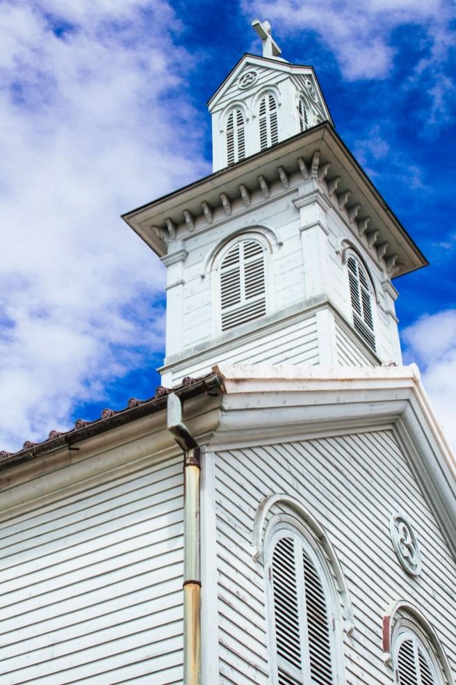 Former Dejima Protestant seminary.