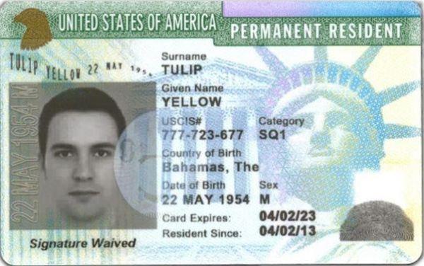 Adjustment of Status Green Card US Permanent Residency