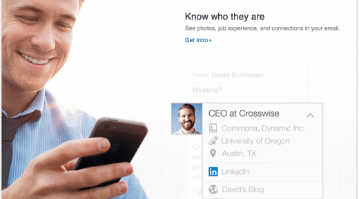 LinkedIN, how to use who's viewed your profile