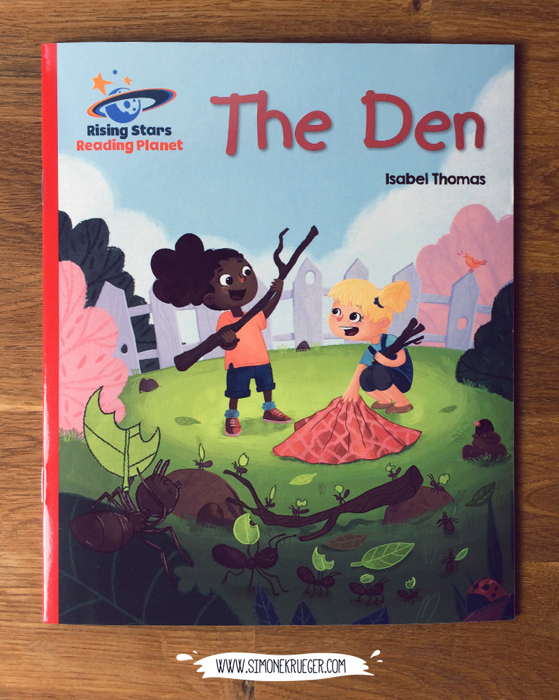 Cover - The Den