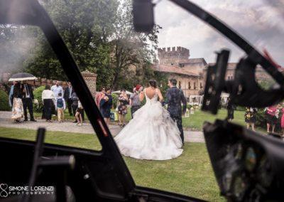 Matrimonio In Elicottero Castello Di Marne Filago Bergamo