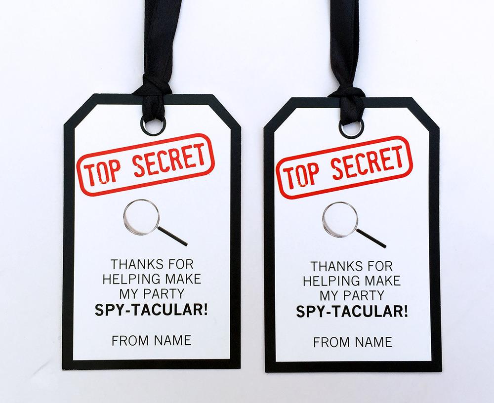 Spy Party Invitations Printable Free Inviviewco