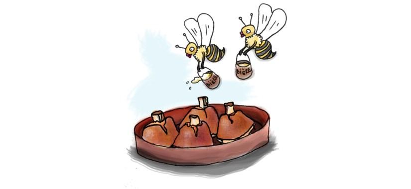 jambonneau miel3 illustration Lucille