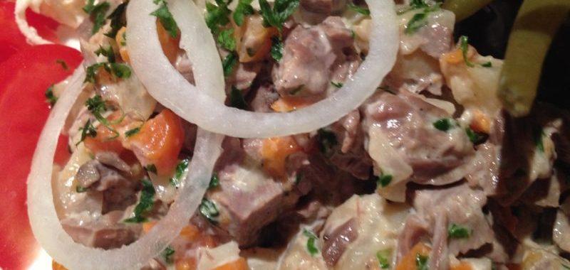 salade pot au feu Simone
