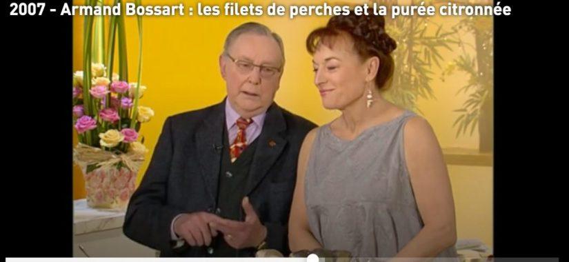 Armand Bossart Sur un siess
