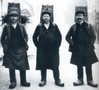 vignerons Alsace vers 1920 dictionnaire des vins d'Alsace Claude Muller Belvedere