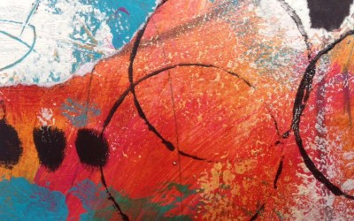 Why collage-making helps you to develop your art