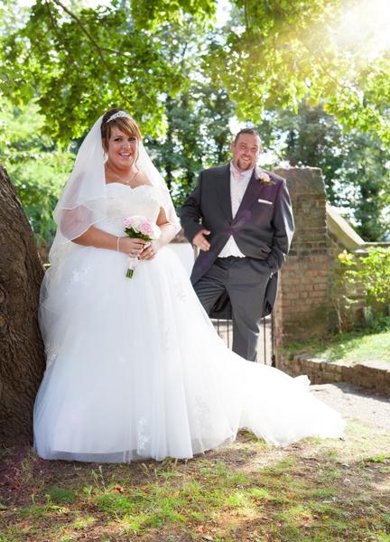 Wedding photography in Kent