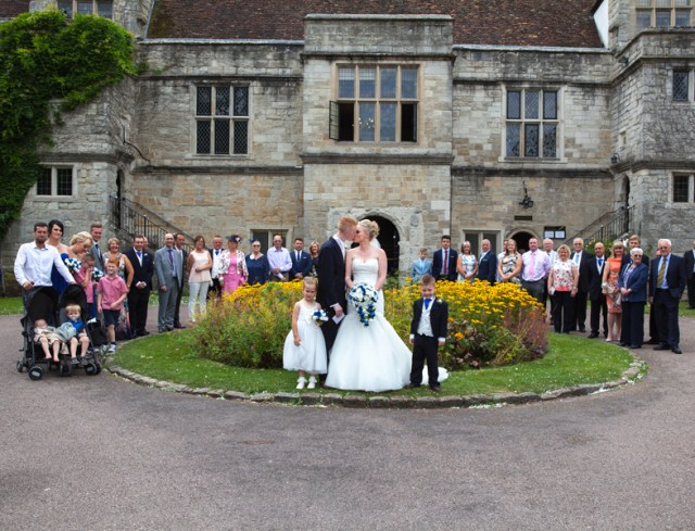 Wedding photography in Maidstone