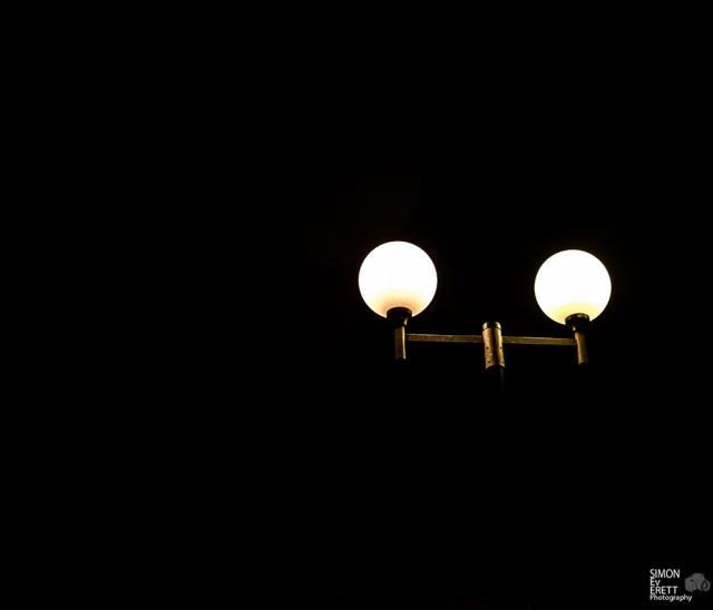 Night time lighting