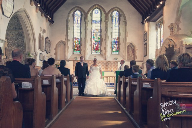 The wedding of Kelly & Royston