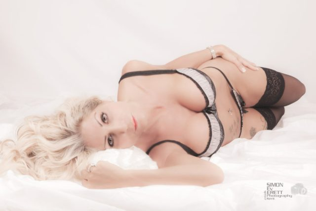 Kent boudoir photographer
