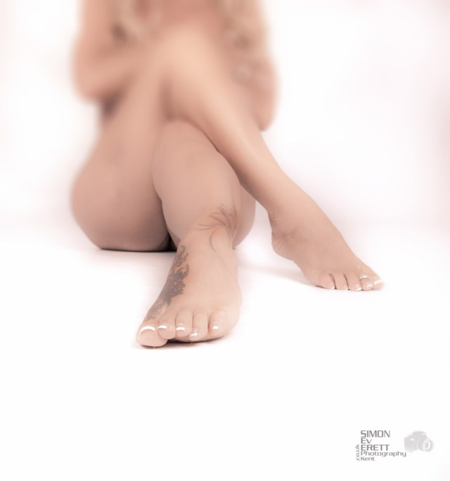 Boudoir kent photography