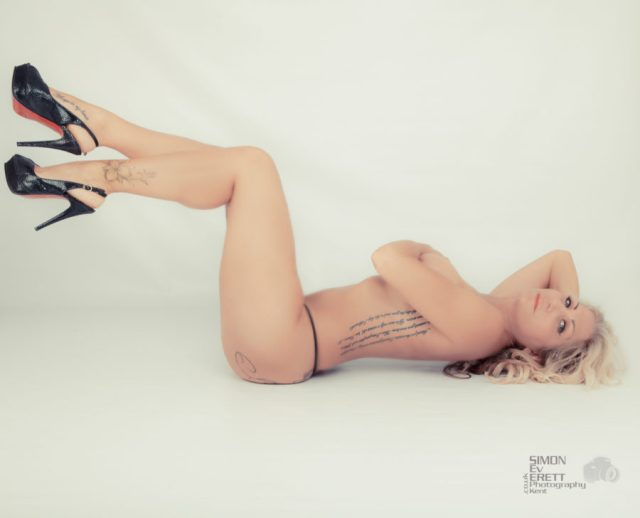 Boudoir Studio photography