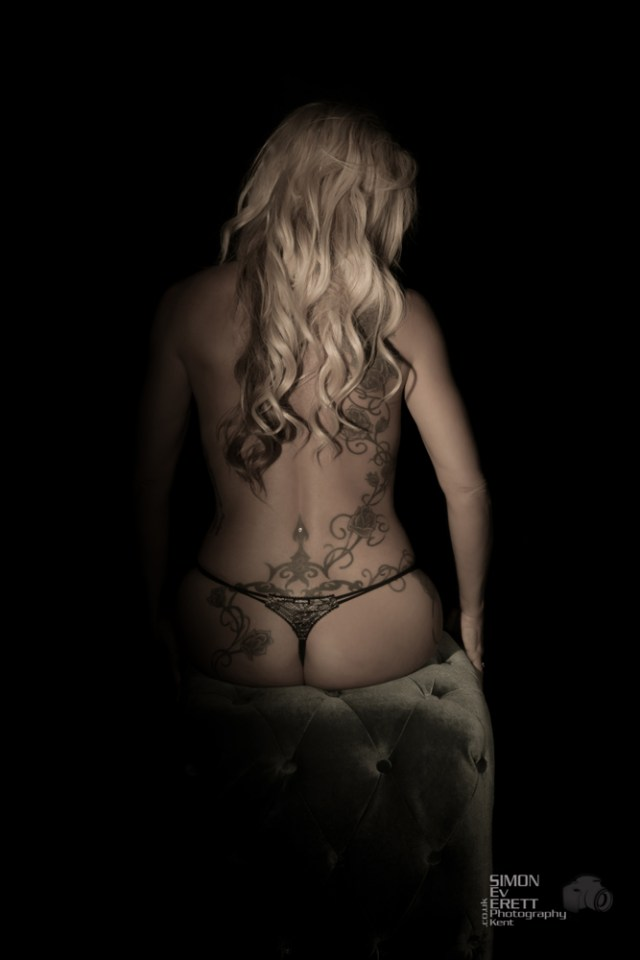 Boudoir photo shoots in kent
