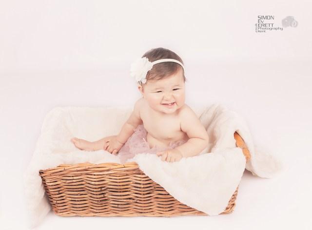 Baby Studio Photography Shoot