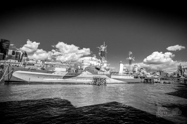 HMS Belfast55