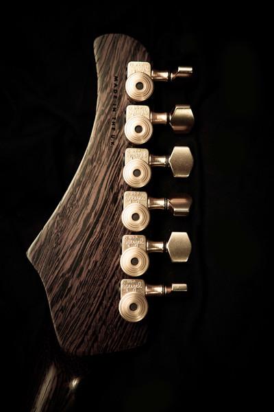Custom Guitars by Zivory