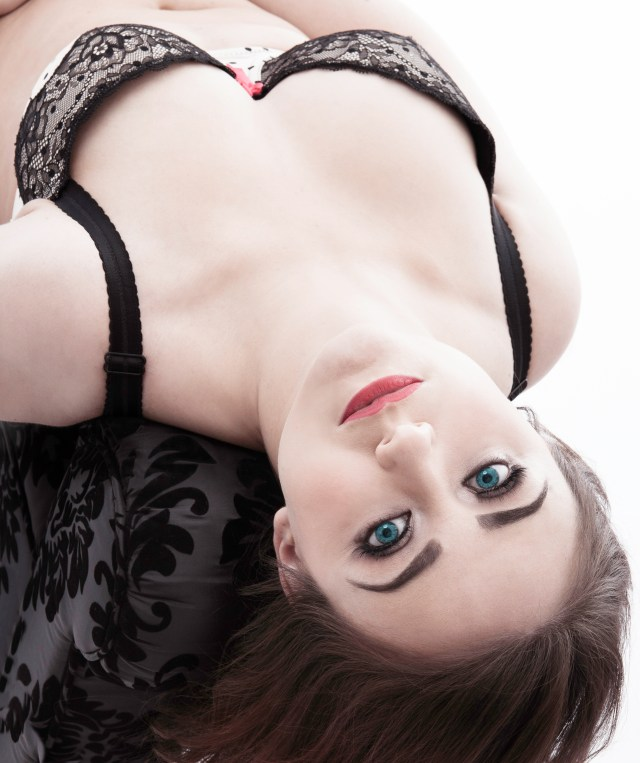 Studio Boudoir photographer