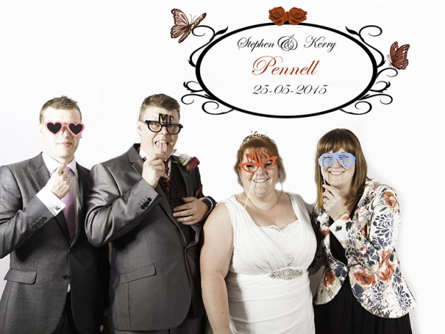 Photo booth fun at your wedding