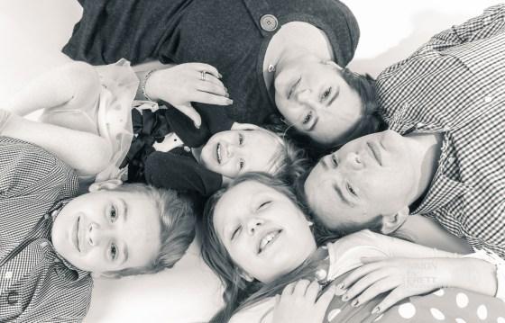Family Studio Shoot Kent