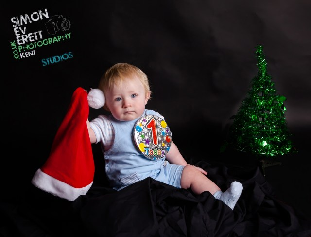 Kent Christmas photo shoot