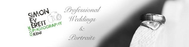 Kent wedding & portrait photographer