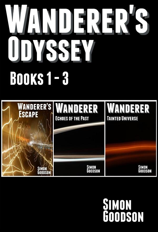 Wanderer's Odyssey - Books 1 to 3