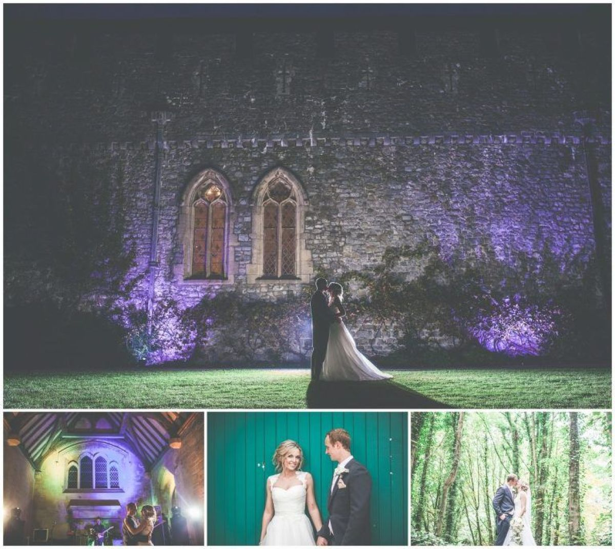 St Donats Castle Wedding
