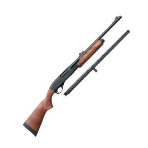レミントン 870 コンボ(スラッグ&リブ銃身)