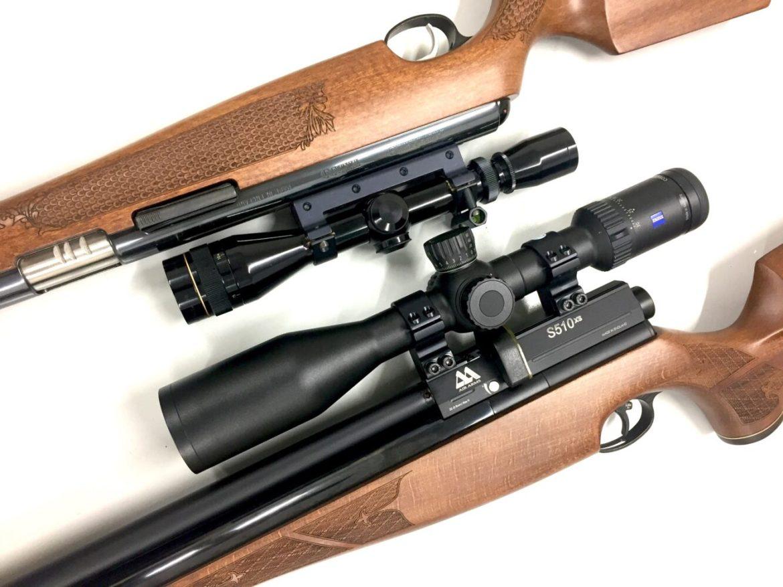 Air Arms S510の品格