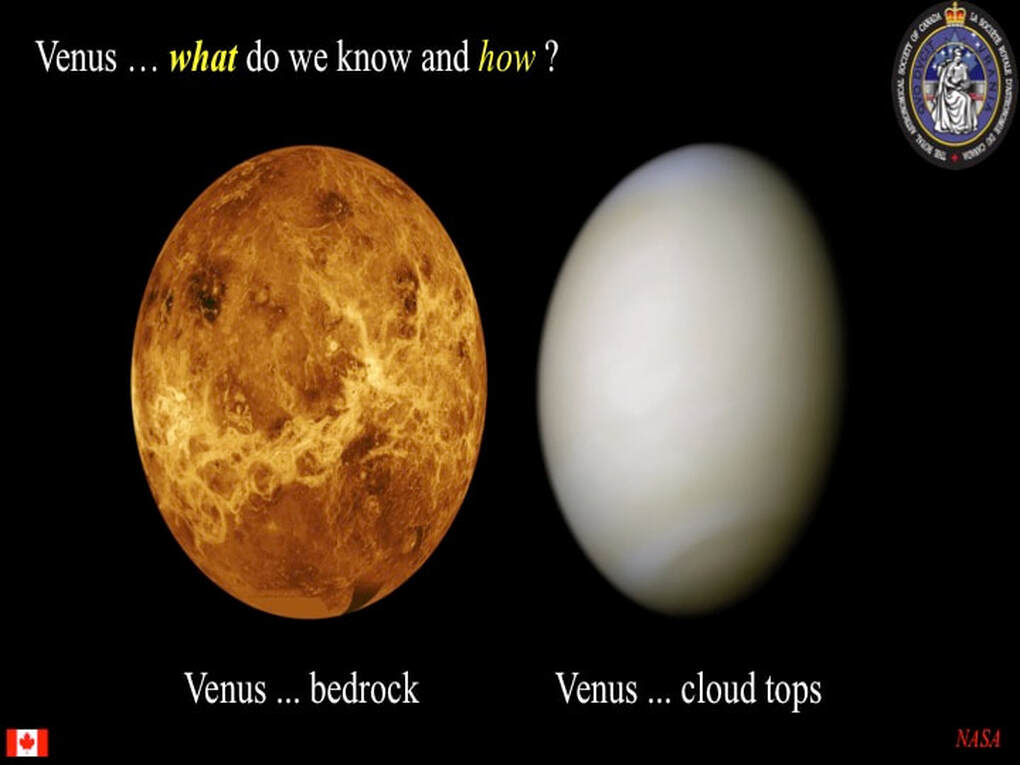 Venus Science in 2020