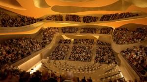 Grande salle - Philharmonie de Paris