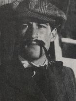 Simon MacCorkindale as Arthur Davis in Riddle Of The Sands