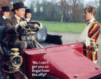 Simon MacCorkindale in 'Romance'